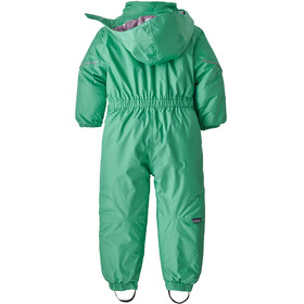 Patagonia Snow Pile One-Piece Baby Kinder plains green